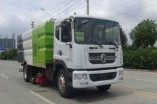 华通牌HCQ5180TXSEQ6型洗扫车图片