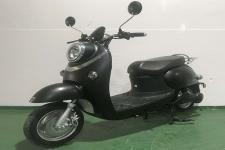 海宝牌HB500DQT型电动两轮轻便摩托车图片