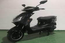 海宝牌HB800DQT型电动两轮轻便摩托车图片