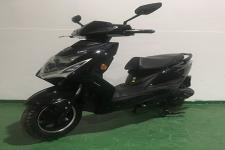 海宝牌HB800DQT-2型电动两轮轻便摩托车图片