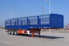 中集13米32.6噸3軸倉柵式運輸半掛車(ZJV9402CLXYK02)