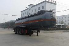 特运10米33.5吨3轴腐蚀性物品罐式运输半挂车(DTA9402GFW)