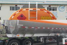 陆平机器牌LPC9407GYYS型运油半挂车图片
