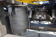 宝环牌HDS9354GGY型液压子站高压气体长管半挂车图片