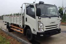 江铃汽车国五单桥货车152-207马力5吨以下(JX1083TKA25)