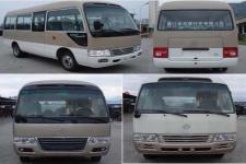 金旅牌XML6601J15C型城市客車圖片3