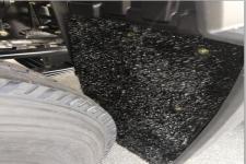 解放牌CA1250P1K2L5T3E5A80型平头柴油载货汽车图片