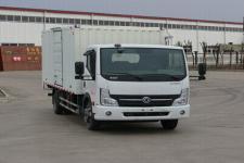 东风凯普特国五单桥厢式运输车116-193马力5吨以下(EQ5041XXY5BDFAC)