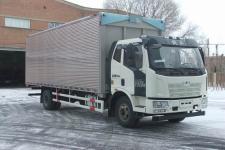 解放国五单桥厢式货车154-330马力5-10吨(CA5160XYKP62K1L5E5)
