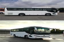 申龙牌SLK6873ALD5型客车图片4