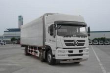 斯达-斯太尔国五前四后四厢式货车239-422马力10-15吨(ZZ5253XYKM56CGE1)