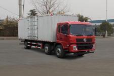 东风国五前四后四厢式货车211-366马力10-15吨(EQ5250XXYGD5D)