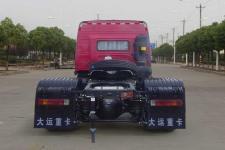 大運牌CGC4250A5DCCE型危險品運輸半掛牽引車圖片