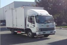 一汽解放輕卡國五單橋廂式運輸車131-223馬力5噸以下(CA5043XXYP40K2L1E5A84)