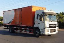 东风商用车国五单桥厢式运输车180-366马力5-10吨(DFH5180XXYB1)