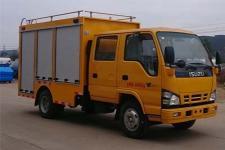 五十铃600P国五双排工程车