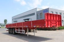 锣响12米34吨3轴栏板半挂车(LXC9401)