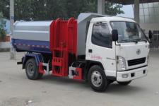 解放自装卸式垃圾车