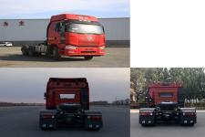 解放牌CA4250P66K2T1A1E5型平头柴油半挂牵引汽车图片