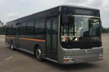 12米 23-46座金旅插电式混合动力城市客车(XML6125JHEVD5C)