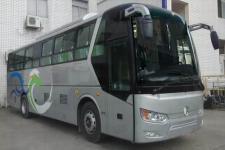 10.5米金旅插电式混合动力城市客车