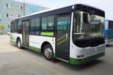8.5米 15-31座金旅插电式混合动力城市客车(XML6855JHEVL5C)