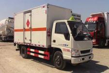 多士星国五单桥厢式货车116-156马力5吨以下(JHW5060XRQJ)
