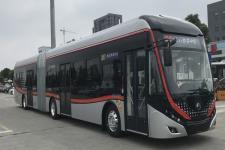 宇通牌ZK6180BEVG31型纯电动铰接城市客车图片