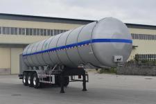 金碧12.4米26.8吨3轴二氧化碳运输半挂车(PJQ9400GYU)