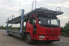 解放J6 6位轎運車/解放J6車輛運輸車