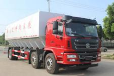 國五陜汽小三軸散裝飼料運輸車價格