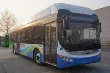 12米宇通燃料电池城市客车