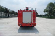 川消牌SXF5071GXFSG20型水罐消防车图片
