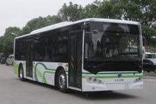 10.5米|21-37座申龍純電動城市客車(SLK6109UBEVW1)