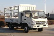 凯马牌KMC2042CCYB33DP5型越野仓栅式运输车图片