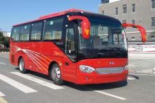 7.8米安凯HFF6781KD1E5B客车