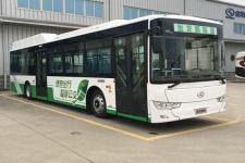 12米 21-46座金龙纯电动城市客车(XMQ6127AGBEVM1)