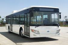 12米开沃NJL6129EV3纯电动低入口城市客车