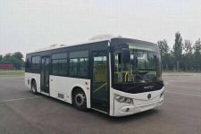 8.5米福田BJ6851EVCA-20纯电动城市客车