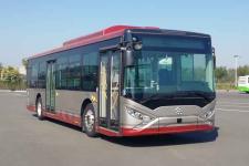 10.5米 17-35座廣通純電動城市客車(GTQ6105BEVB23)