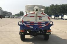 五征牌7YPJ-11100G3型罐式三轮汽车图片