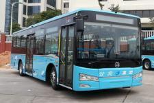 10.5米|20-40座金旅纯电动城市客车(WS6105WEVJ0C3)