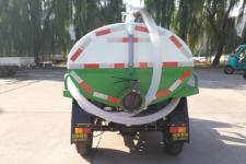 五征牌7YP-14100G1型罐式三轮汽车图片