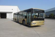 10.5米亚星插电式混合动力城市客车