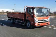 福田国六单桥货车156马力6600吨(BJ1118VGJFD-AC1)