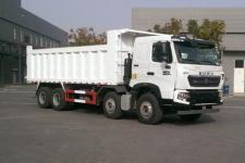 豪沃牌ZZ3317V386HF1型自卸汽车
