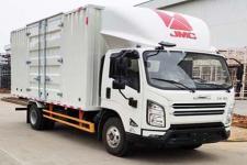 江铃国六单桥厢式货车156-212马力5吨以下(JX5105XXYTK26)