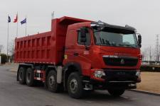 豪沃牌ZZ3317V326HF1型自卸汽車