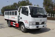 國六東風桶裝垃圾運輸車廠家最低價格