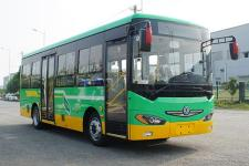 8.1米 14-29座东风纯电动城市客车(DFA6800EBEV3)